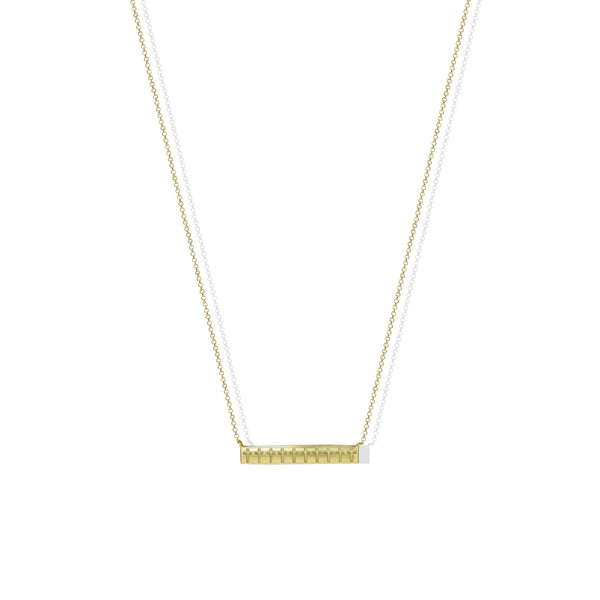 THE HOSANA BAR NECKLACE