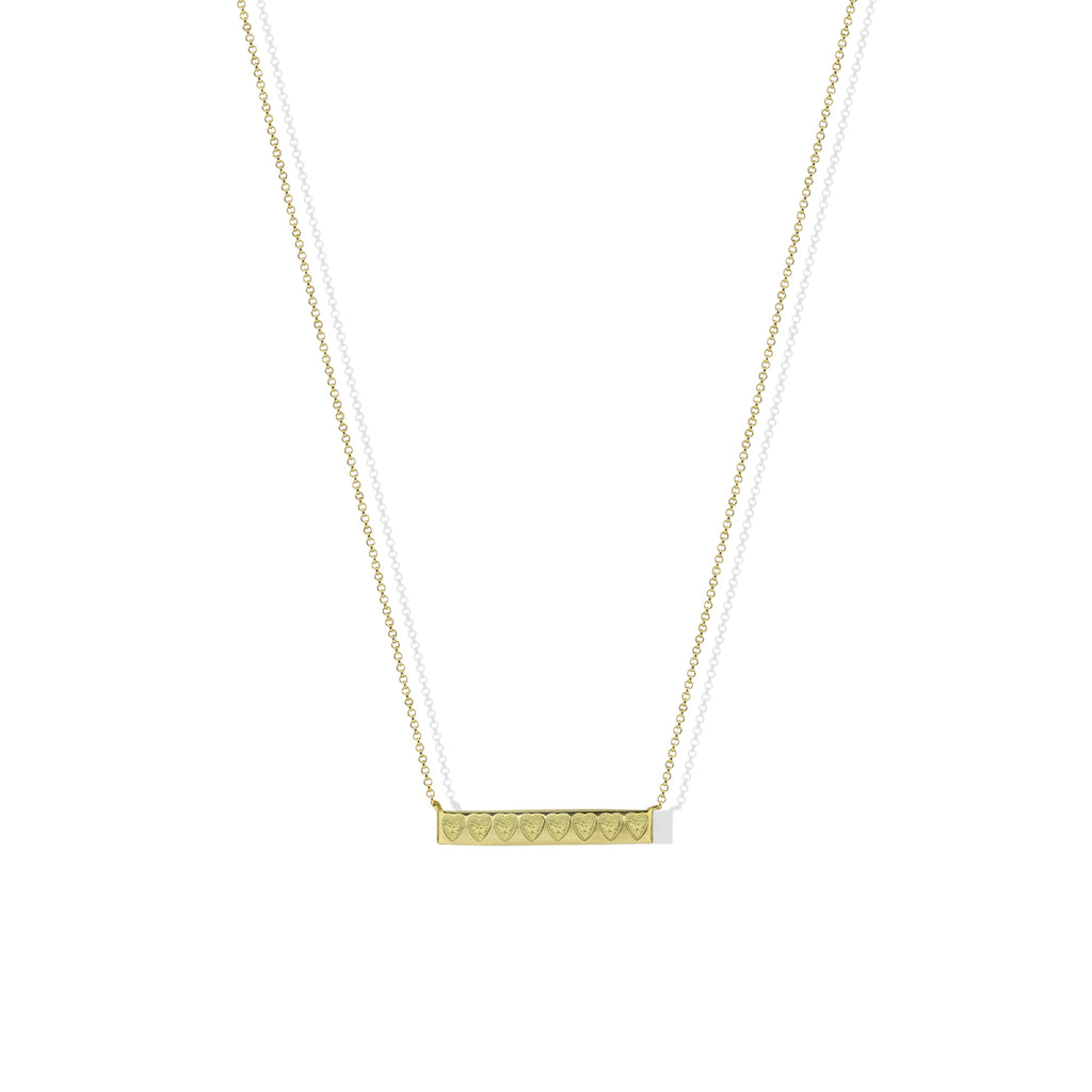 THE AMOUR BAR NECKLACE