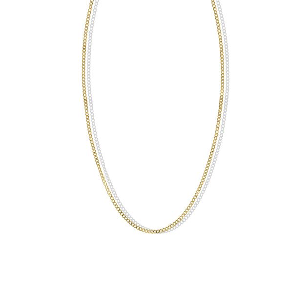 THE DAINTY CHAIN NECKLACE