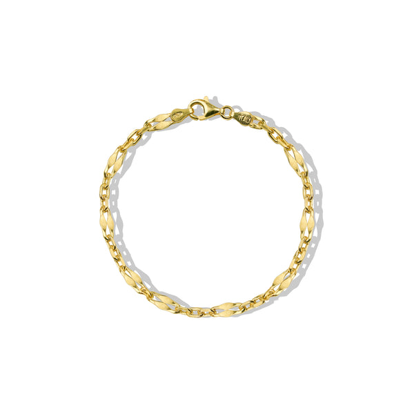 THE KIMONE CHAIN BRACELET