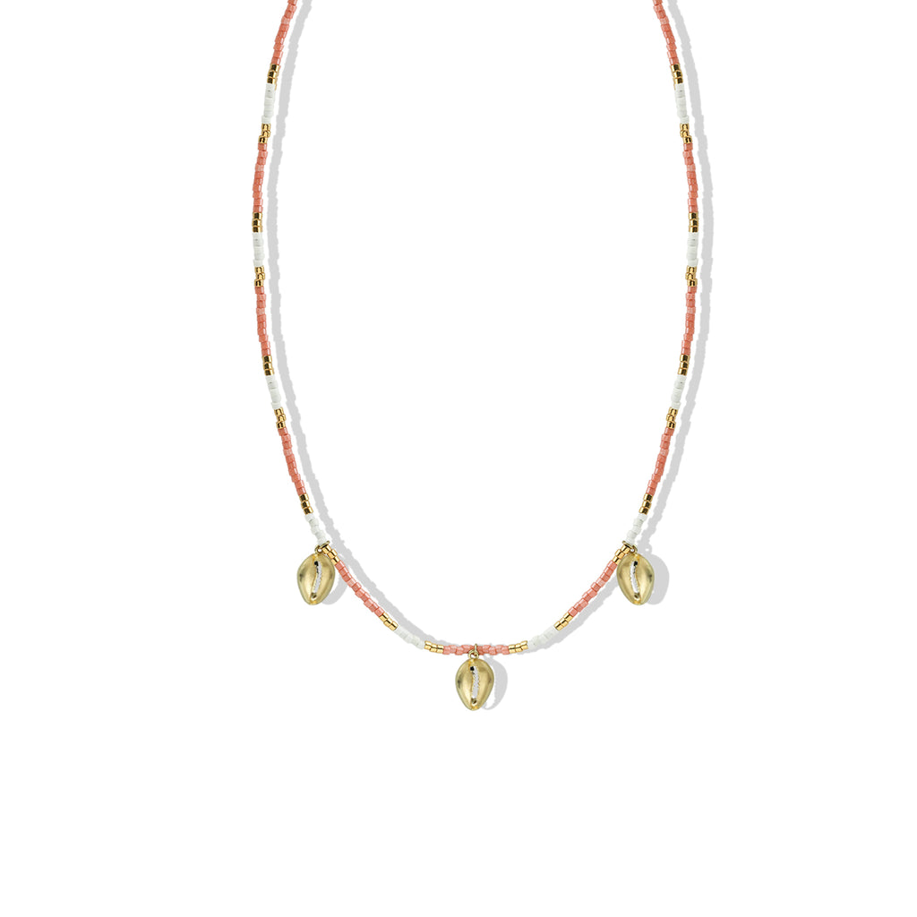 THE PLAYA SHELL NECKLACE