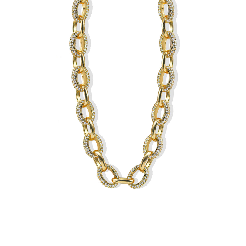 THE ANTOINETTE CHAIN NECKLACE