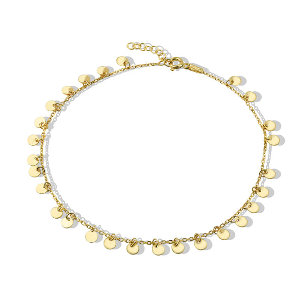 THE JASMINE ANKLET