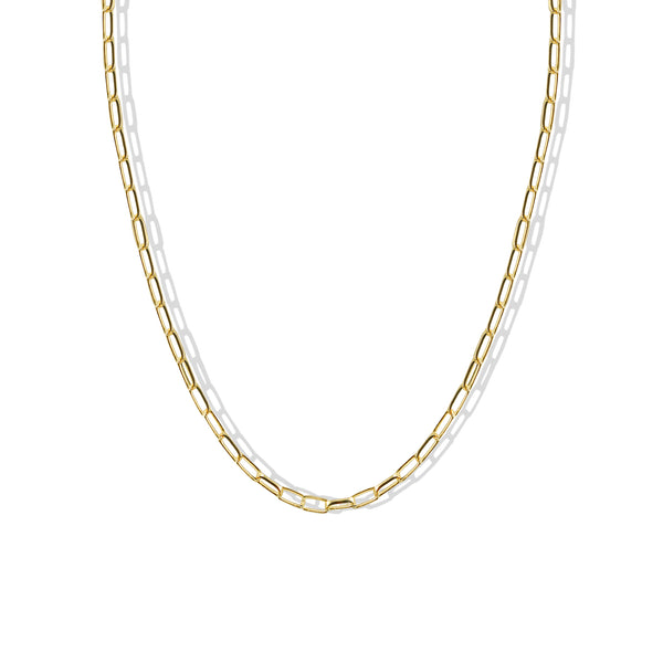 THE ANGELA CHAIN NECKLACE