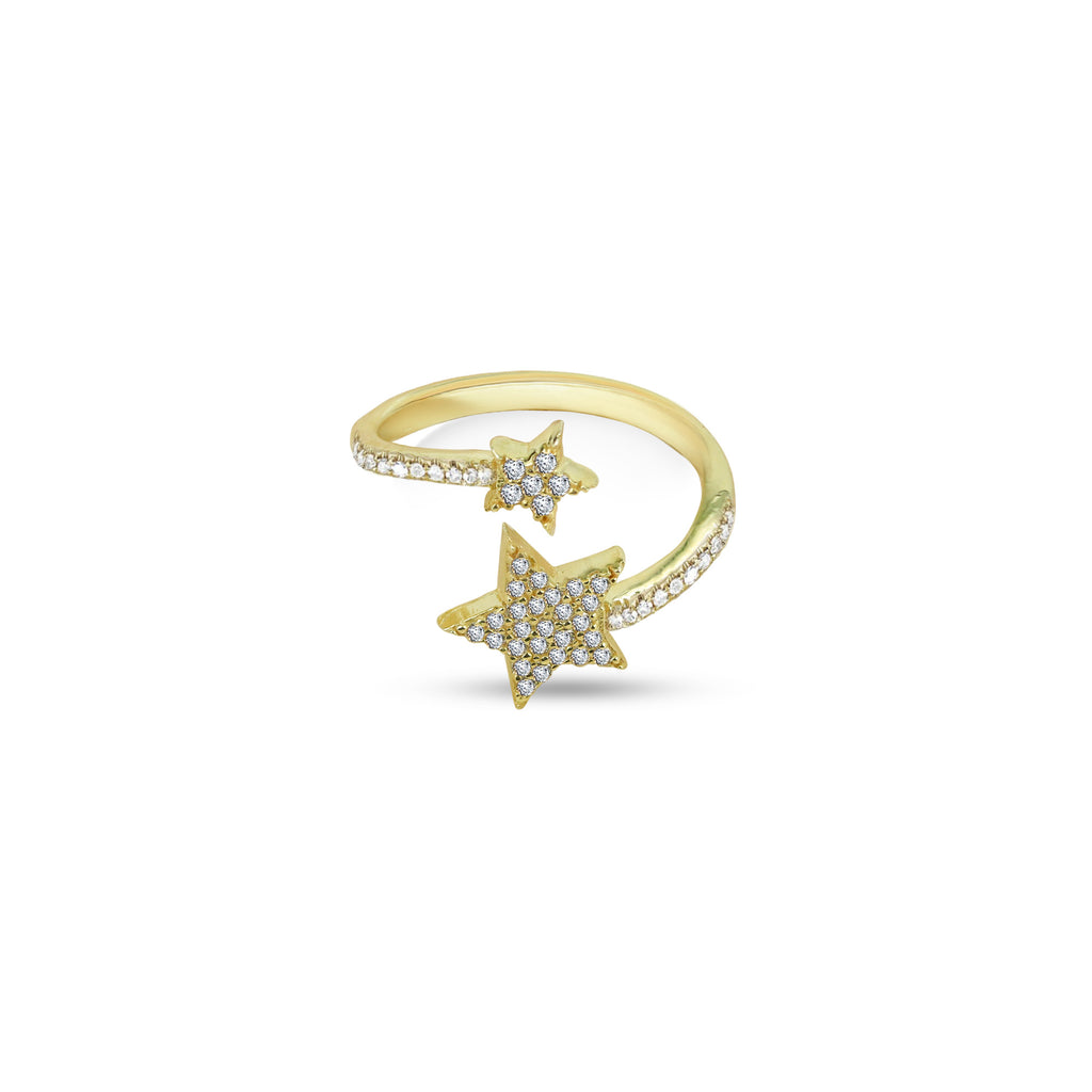 THE SHOOTING STAR RING