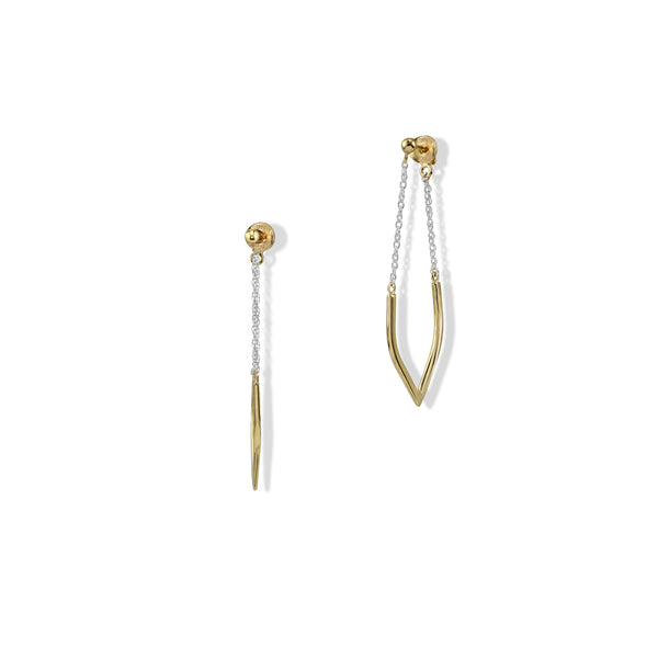 THE EVIE DROP EARRING