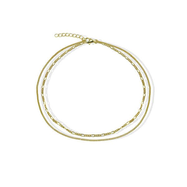 THE SIMPLICITY CHAIN ANKLET