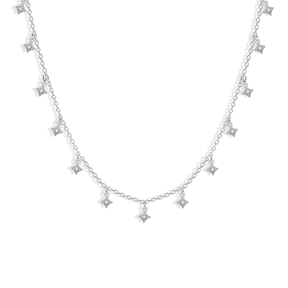 EMELIE MINI DIAMOND NECKLACE
