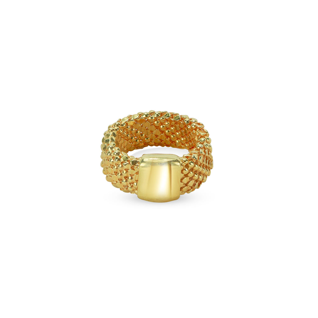 THE MESH CHAIN RING