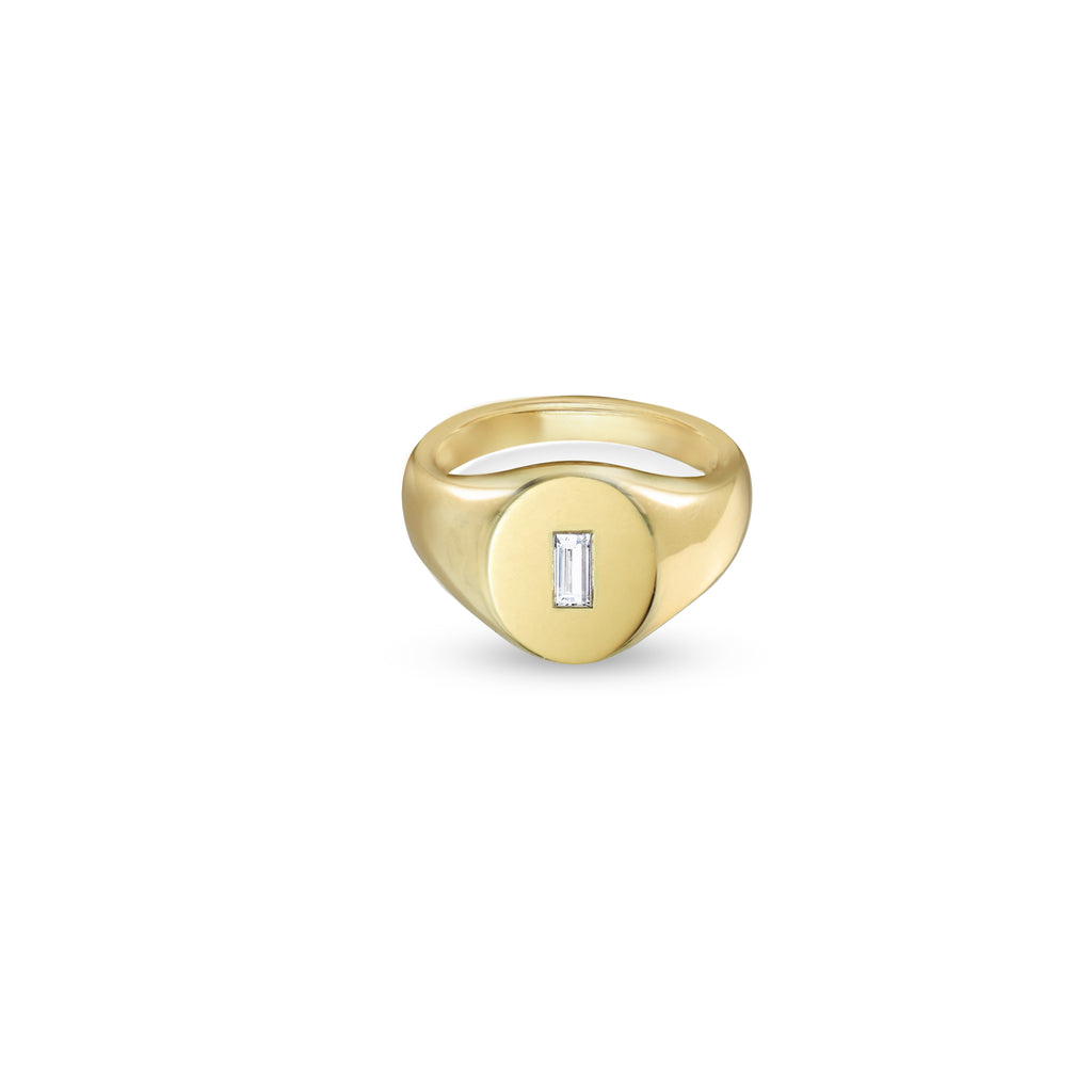 THE PARIS SIGNET RING
