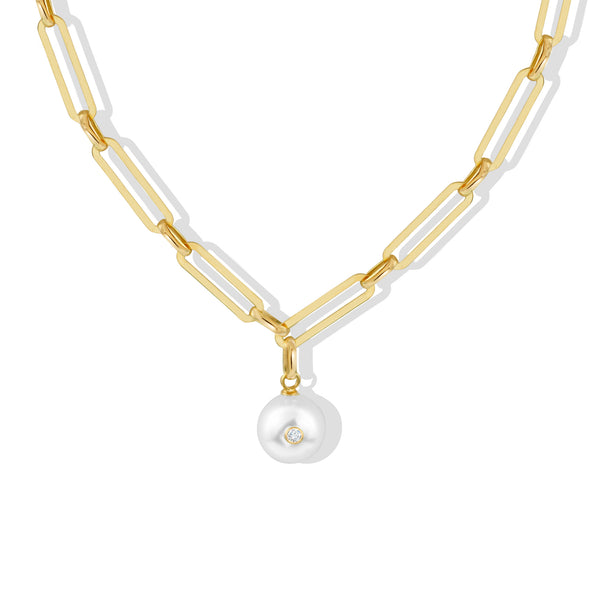THE EVA PEARL NECKLACE