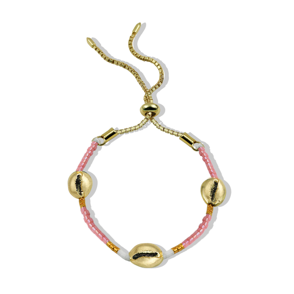 THE PLAYA SHELL BRACELET