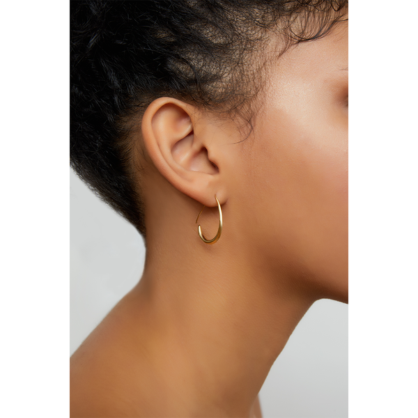 TAPERED CURVE EAR THREADER