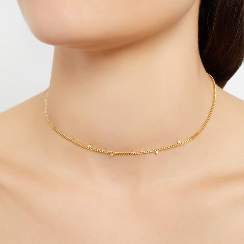 MINI TRIANGLE CHOKER