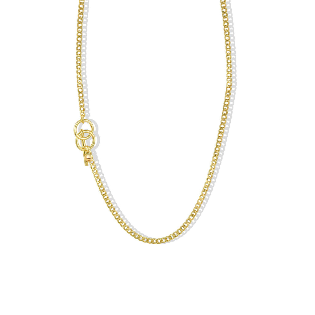 THE ROXE CHAIN NECKLACE