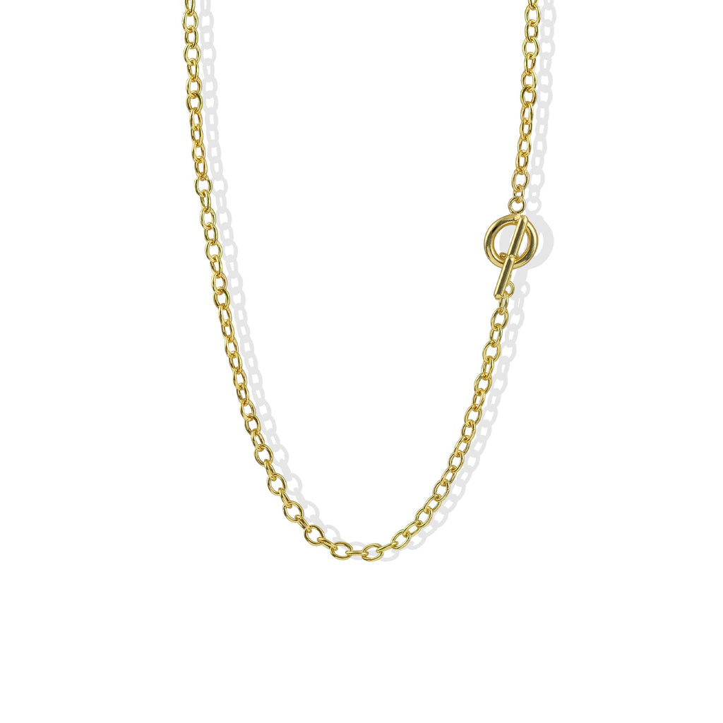 THE ESSENTIAL TOGGLE NECKLACE