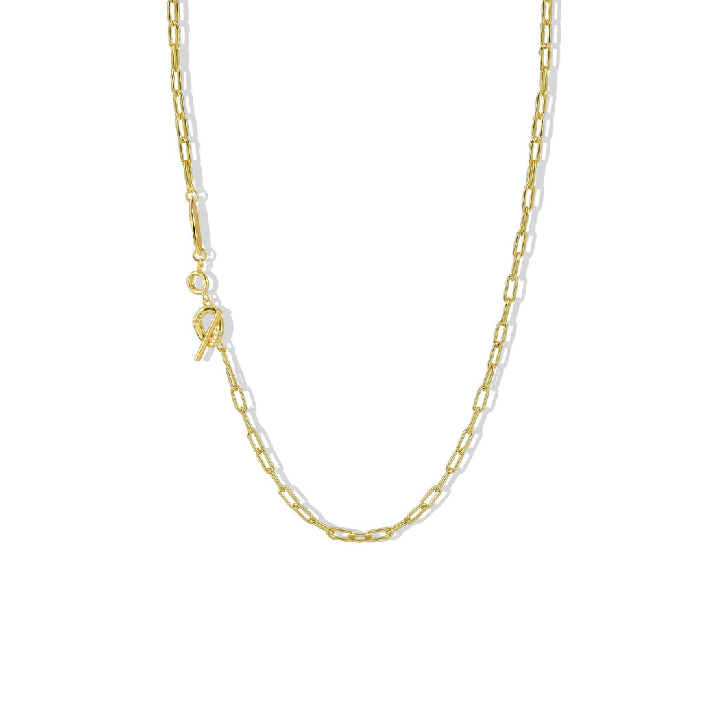 THE OPEN STATION TOGGLE NECKLACE