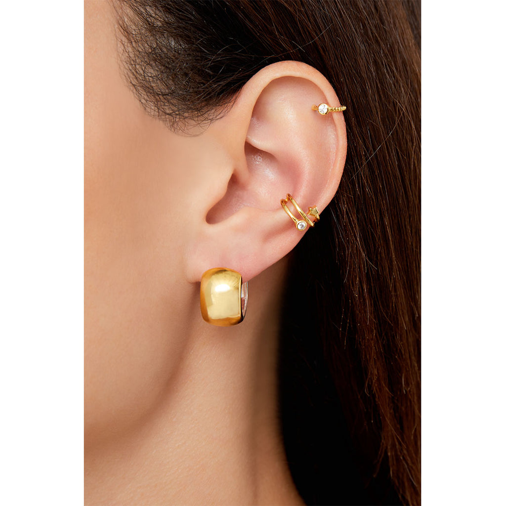 THE TWISTED MINI EAR CUFF