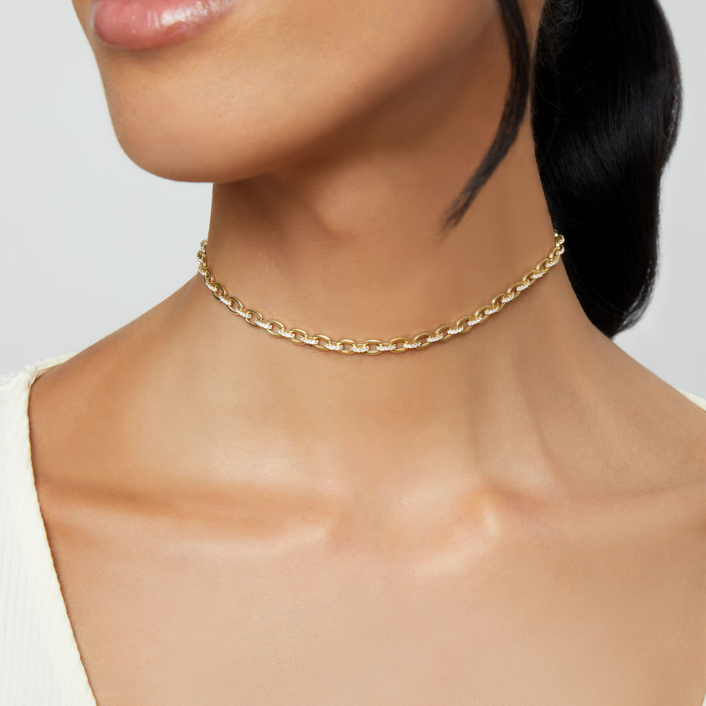 THE EVIE CHOKER
