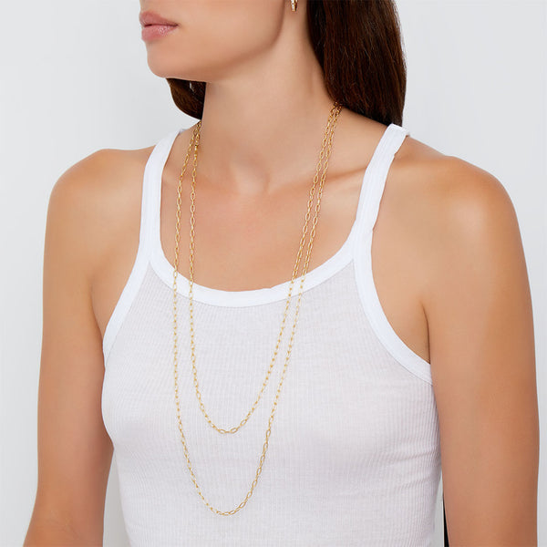 THE DRITA CHAIN NECKLACE