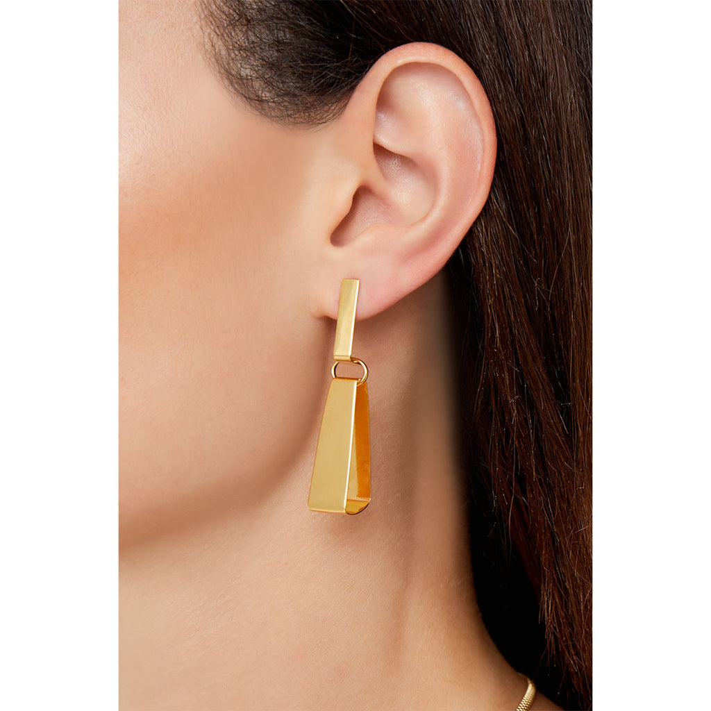 THE SOLITA DROP EARRING