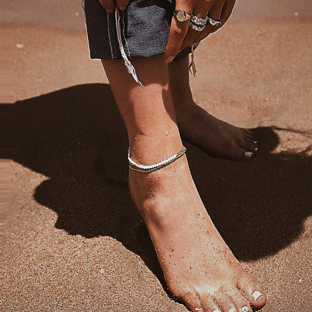 THE BEACH-BUM ANKLET