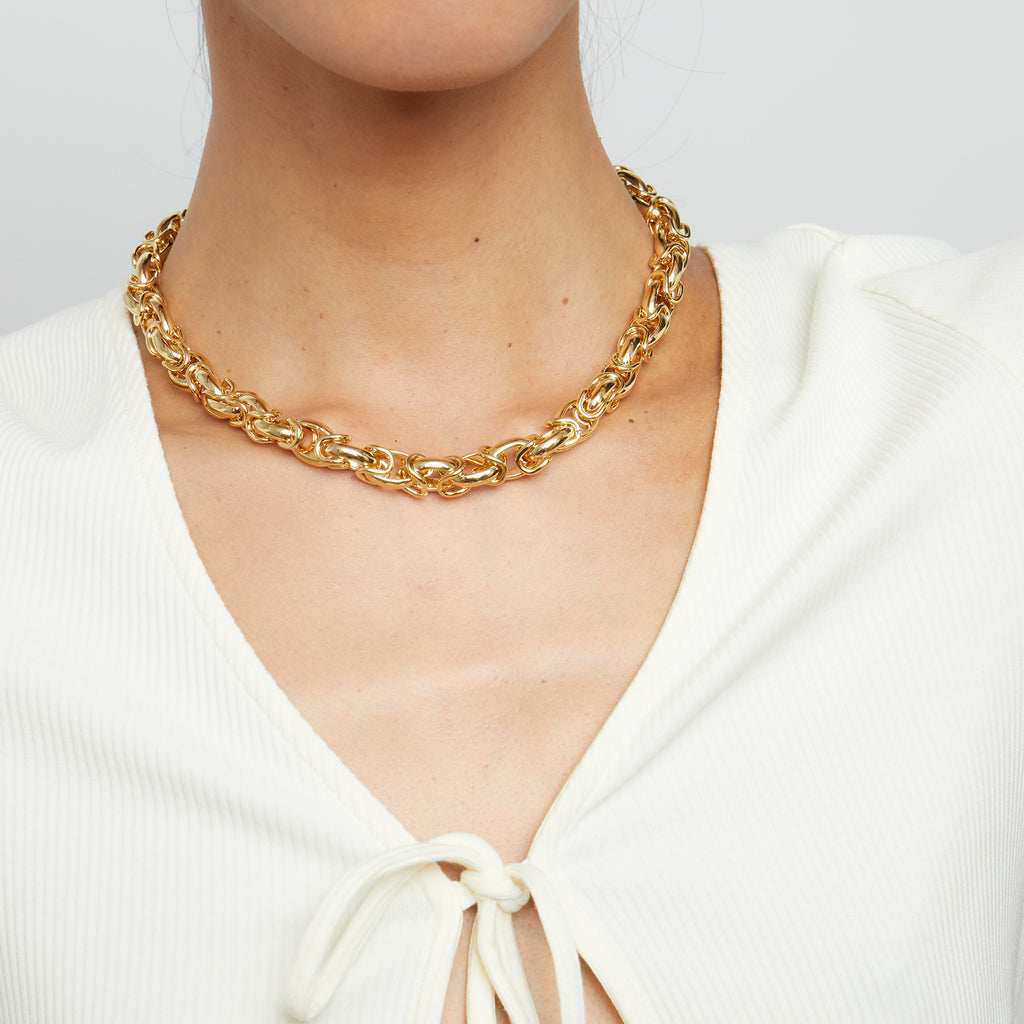 THE VINCI NECKLACE