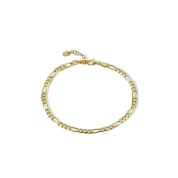 THE ESSENTIAL FIGARO ANKLET