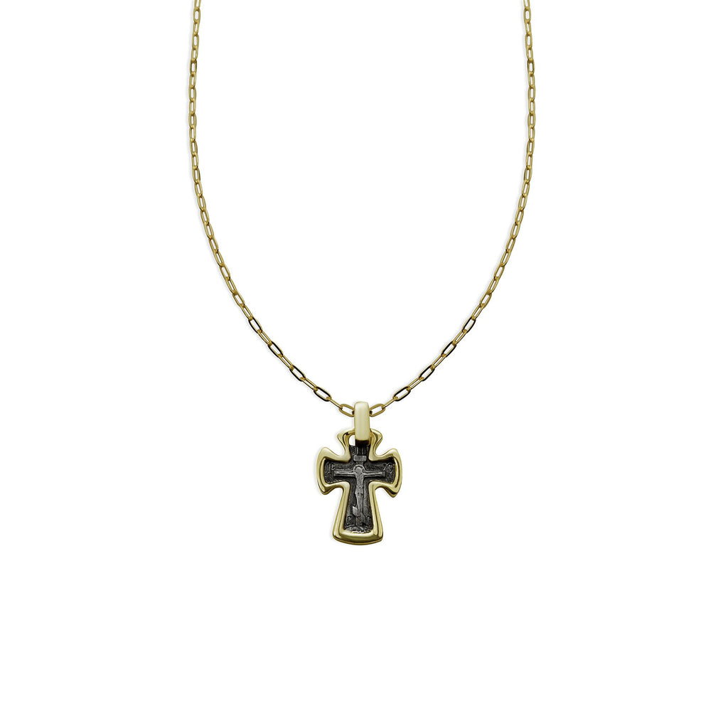 THE ANTIQUE CROSS MEDALLION