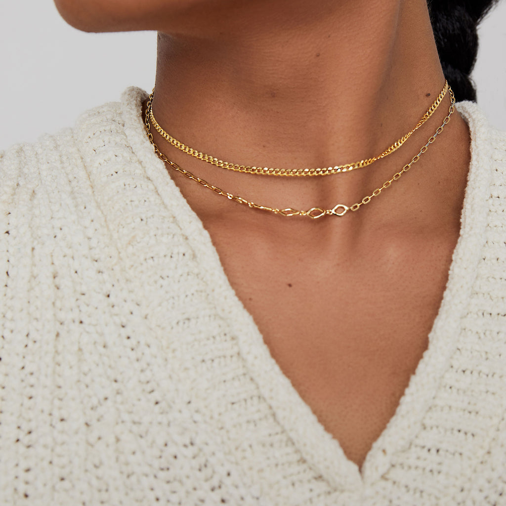 THE DULCE CHAIN NECKLACE