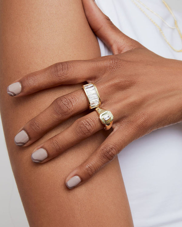 THE FRANKIE CZ RING