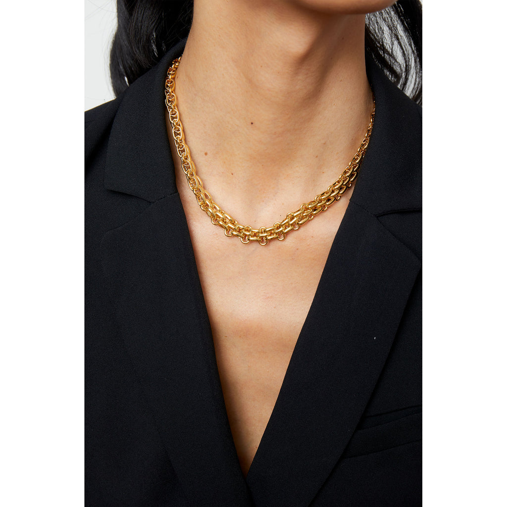 THE MORINA CHAIN NECKLACE