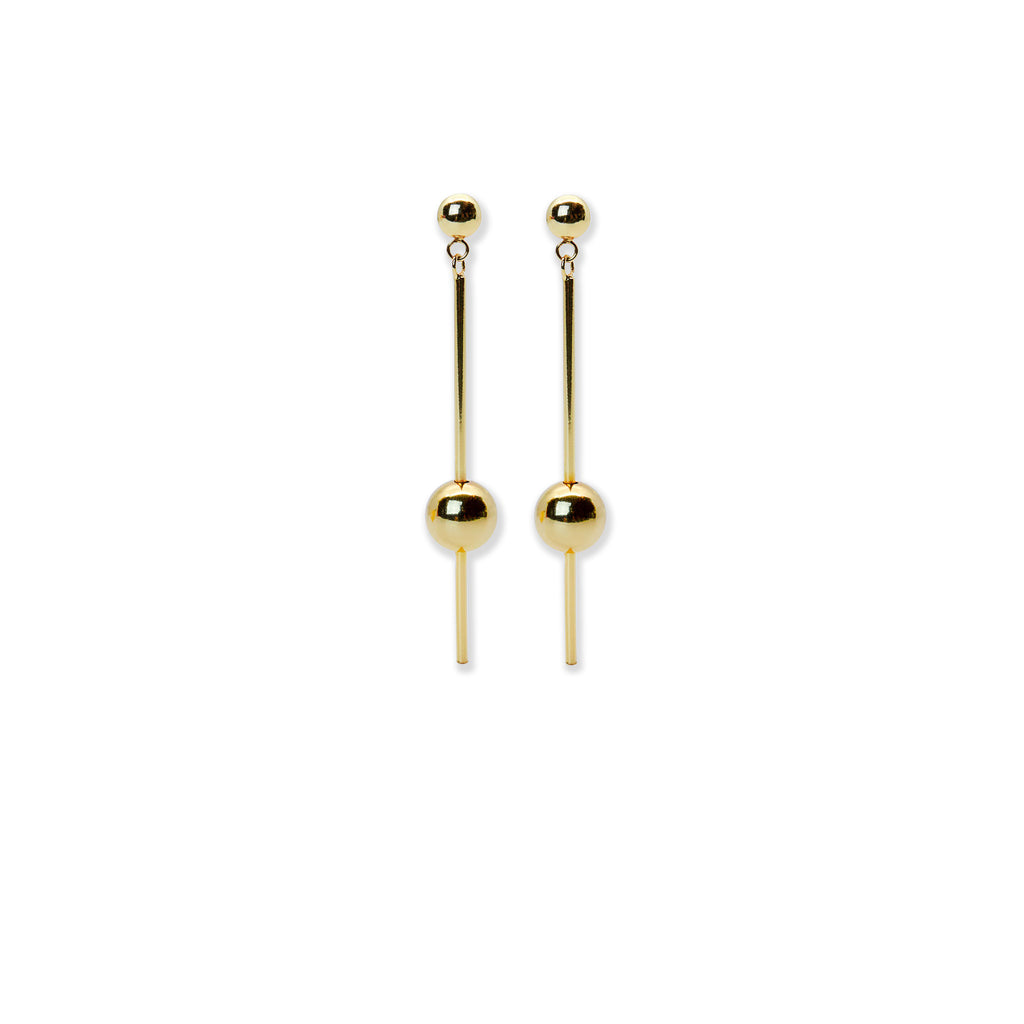 THE NELLA DROP EARRING