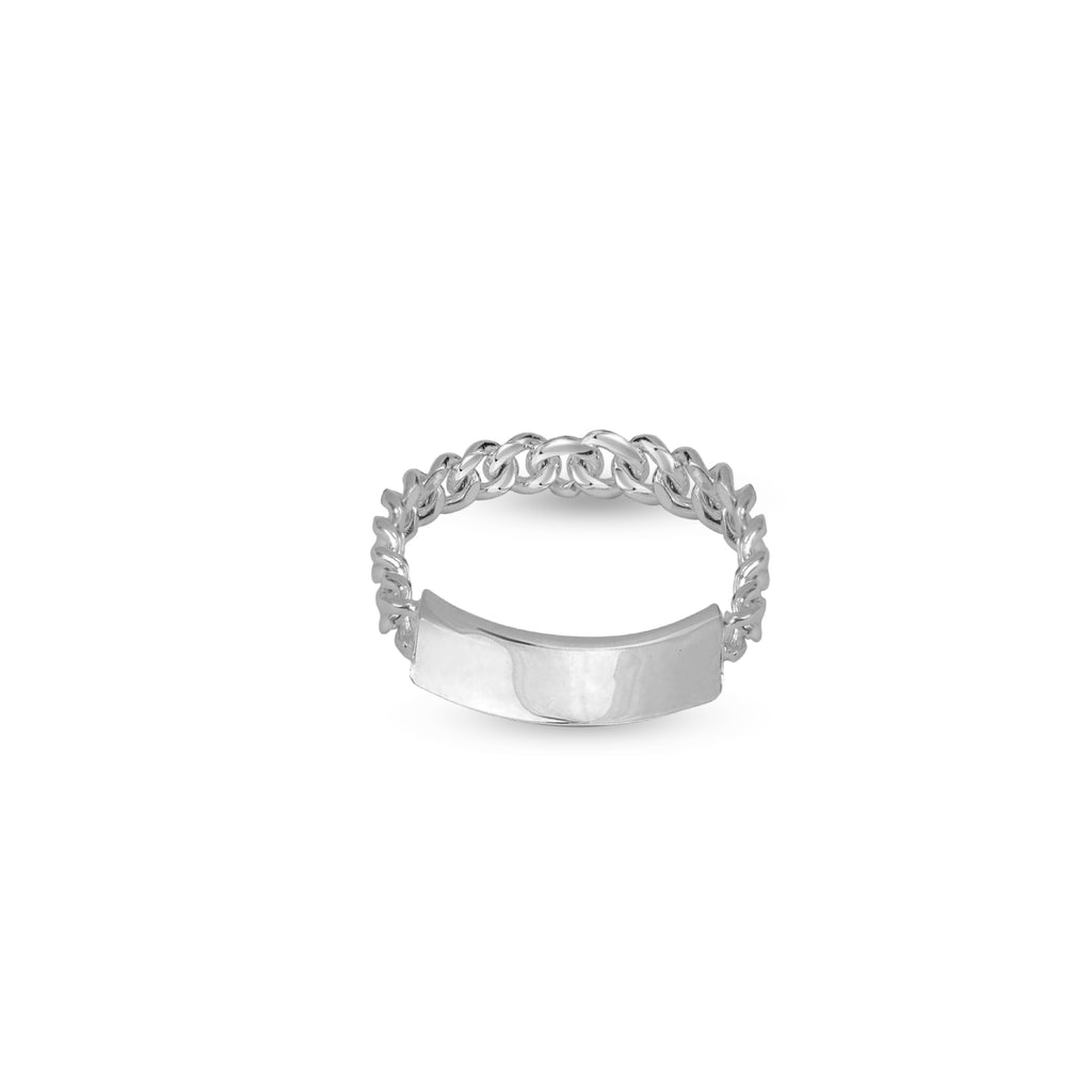 THE RECTANGLE CHAIN RING