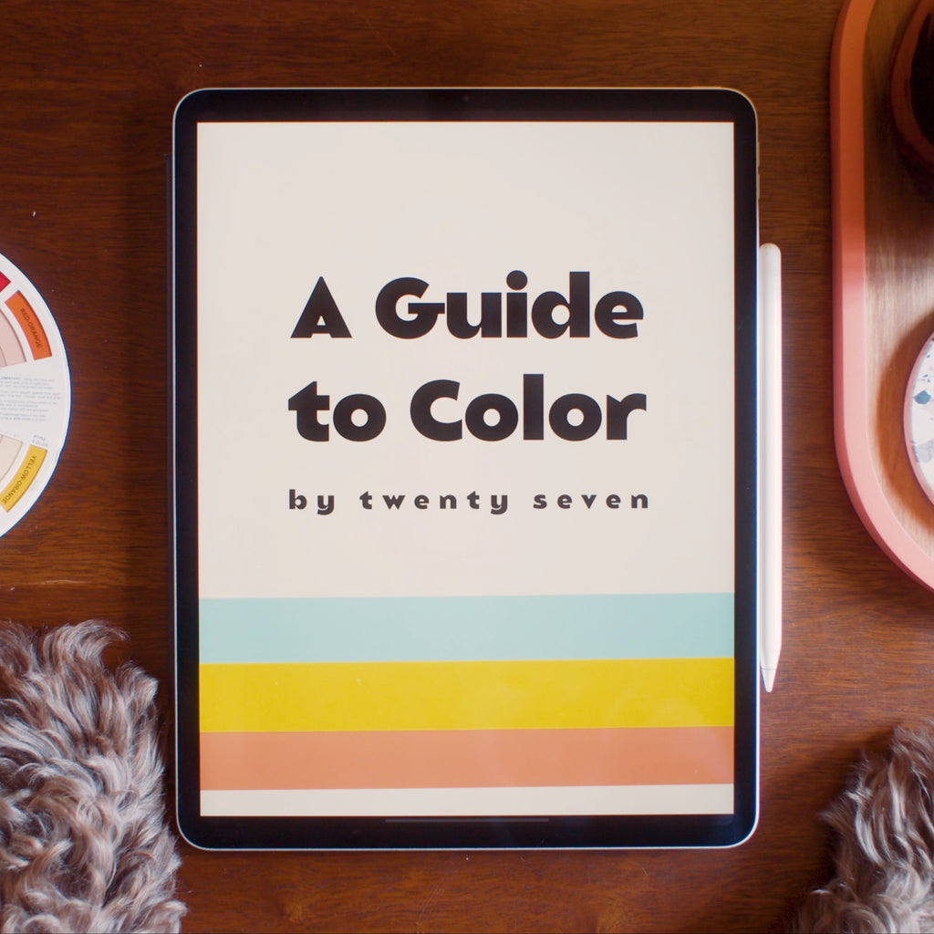 A Guide To Color Course