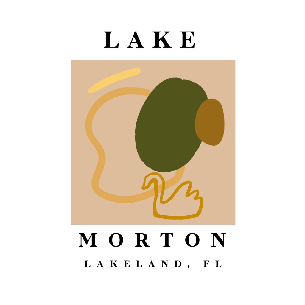 Lake Morton Parisian Print