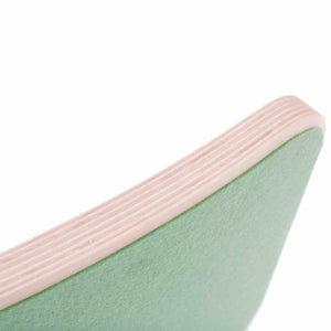 Wobbel Board Original with Felt- Forest Green