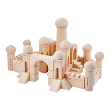Load image into Gallery viewer, Kubi Dubi Aladdin's Palace Large Wooden Building Blocks