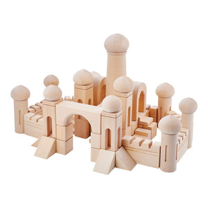 Kubi Dubi Aladdin's Palace Large Wooden Building Blocks