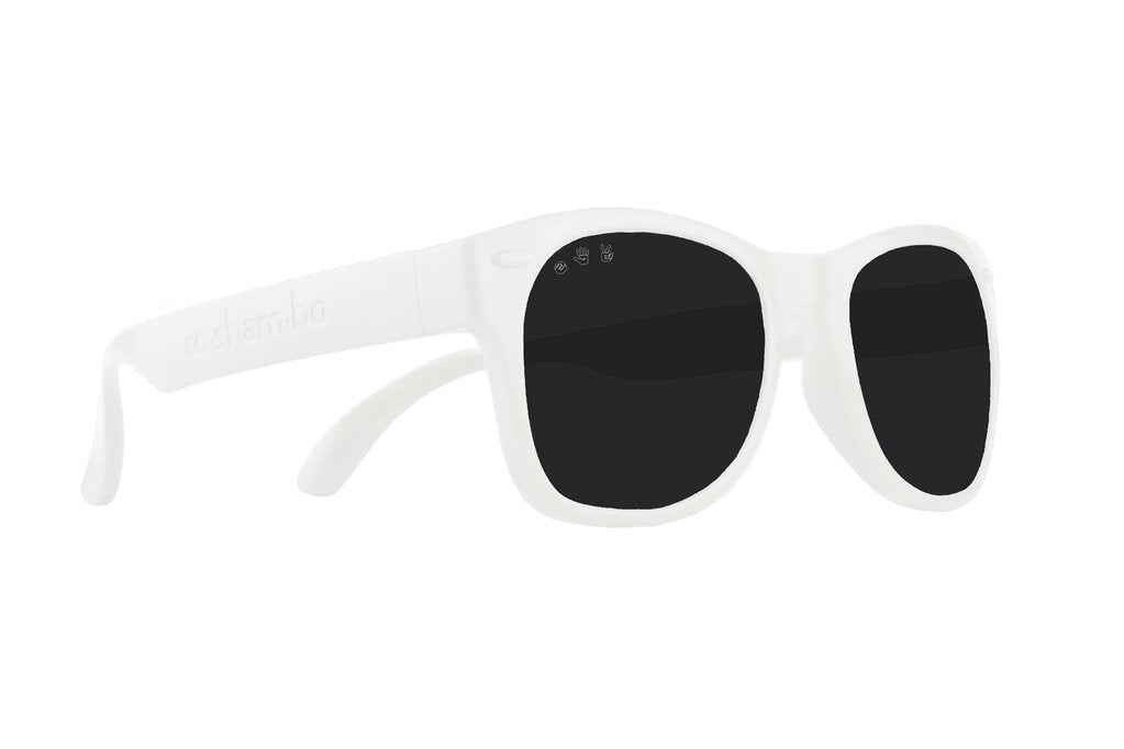 Ice Ice Baby White Shades