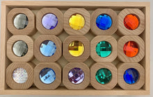 Load image into Gallery viewer, Papoose Bitcoin Rainbow- 15 Piece Set