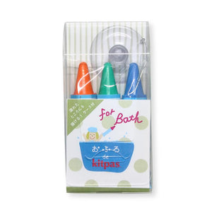 Kitpas Crayons for bath 3 Colours