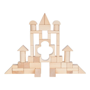 Kubi Dubi Lighty Wooden Building Blocks