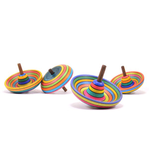 Mader Sombrero Spinning Top