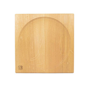 Mader Wooden Plate for Spinning Tops 25cm OAK