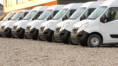 Commercial Fleet Branding