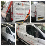Van Signwriting | Commercial Vehicle Graphics