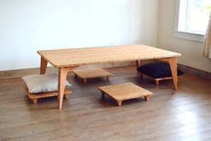 LOW Large Coffee Table NATURAL