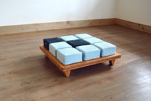 LOW Coffee Table Set 3-Piece: Large Seat (Floor Cushion)