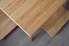 LOW Medium Square Coffee Table NATURAL